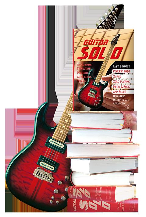 Guitar Solo Books